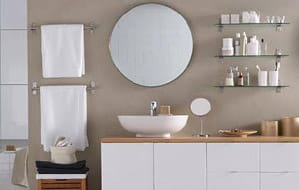 Cleaning guide - bathrooms